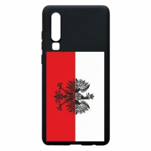Huawei P30 Case Polish flag