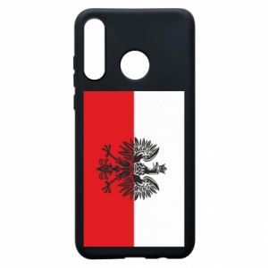 Huawei P30 Lite Case Polish flag