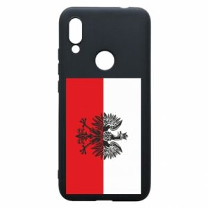 Xiaomi Redmi 7 Case Polish flag