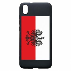 Xiaomi Redmi 7A Case Polish flag