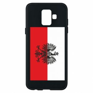 Samsung A6 2018 Case Polish flag