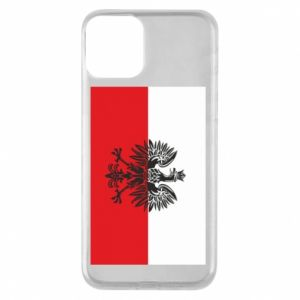iPhone 11 Case Polish flag