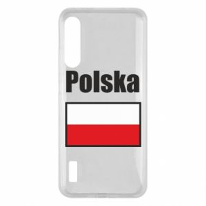 Etui na Xiaomi Mi A3 Polska i flaga