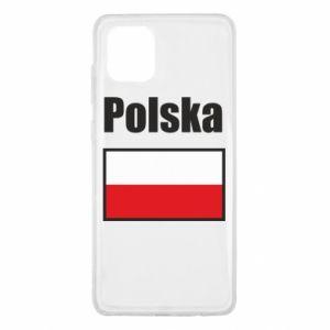 Etui na Samsung Note 10 Lite Polska i flaga