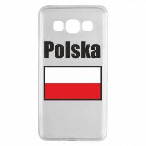 Etui na Samsung A3 2015 Polska i flaga