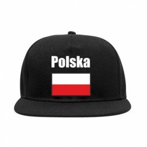 Snapback Polska i flaga