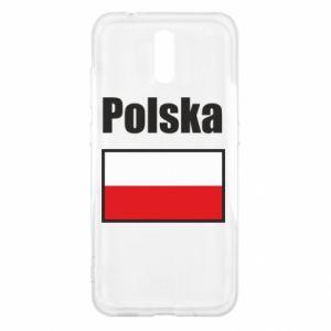 Etui na Nokia 2.3 Polska i flaga