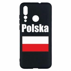 Etui na Huawei Nova 4 Polska i flaga