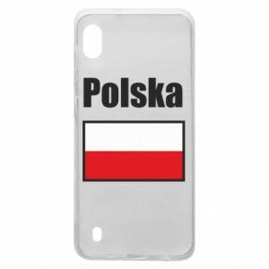 Etui na Samsung A10 Polska i flaga