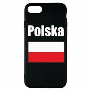 Etui na iPhone SE 2020 Polska i flaga