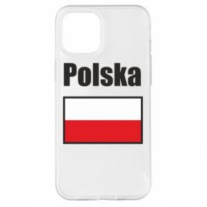 Etui na iPhone 12 Pro Max Polska i flaga