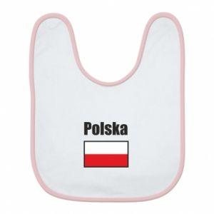 Śliniak Polska i flaga