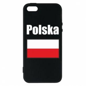 Etui na iPhone 5/5S/SE Polska i flaga