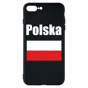 Etui na iPhone 7 Plus Polska i flaga