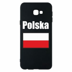 Etui na Samsung J4 Plus 2018 Polska i flaga