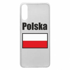 Etui na Samsung A70 Polska i flaga