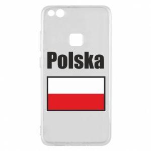 Etui na Huawei P10 Lite Polska i flaga