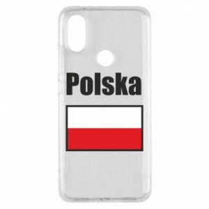 Etui na Xiaomi Mi A2 Polska i flaga