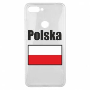 Etui na Xiaomi Mi8 Lite Polska i flaga