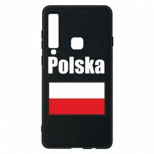Etui na Samsung A9 2018 Polska i flaga