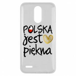 Etui na Lg K10 2017 Polska jest piękna