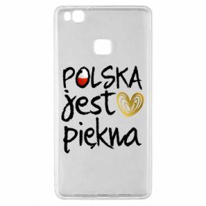 Etui na Huawei P9 Lite Polska jest piękna