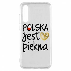 Etui na Huawei P20 Pro Polska jest piękna
