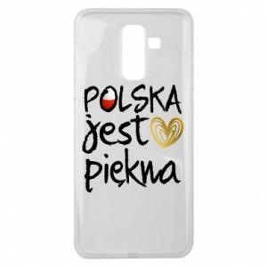 Etui na Samsung J8 2018 Polska jest piękna