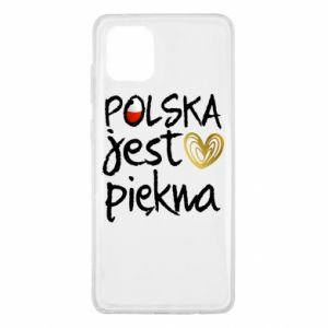 Etui na Samsung Note 10 Lite Polska jest piękna