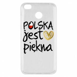 Etui na Xiaomi Redmi 4X Polska jest piękna