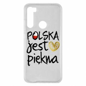 Etui na Xiaomi Redmi Note 8 Polska jest piękna
