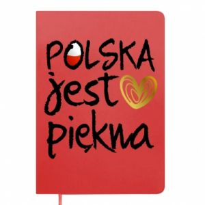 Notes Polska jest piękna