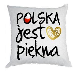 Poduszka Polska jest piękna