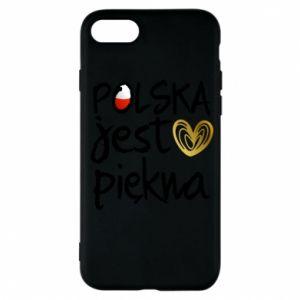 Etui na iPhone 7 Polska jest piękna
