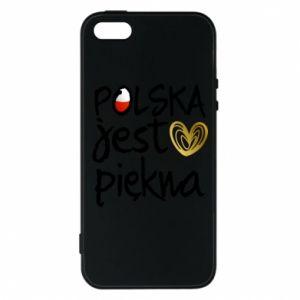 Etui na iPhone 5/5S/SE Polska jest piękna