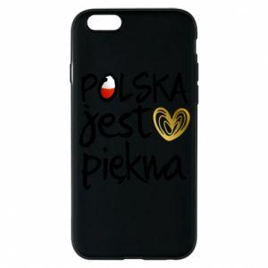 Etui na iPhone 6/6S Polska jest piękna