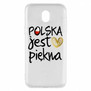 Etui na Samsung J5 2017 Polska jest piękna