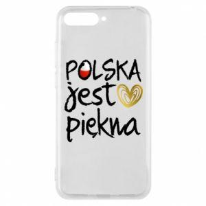 Etui na Huawei Y6 2018 Polska jest piękna