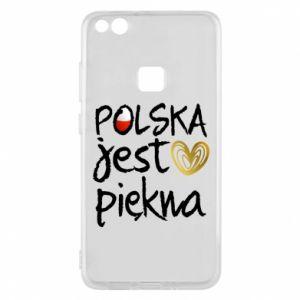 Etui na Huawei P10 Lite Polska jest piękna