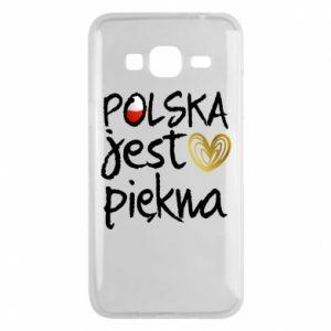 Etui na Samsung J3 2016 Polska jest piękna
