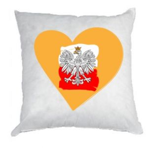 Pillow Poland, I love you