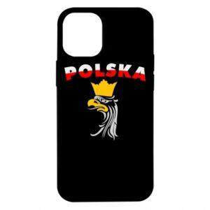 Etui na iPhone 12 Mini Polska,orzeł