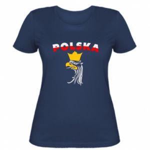 Koszulka damska Polska,orzeł