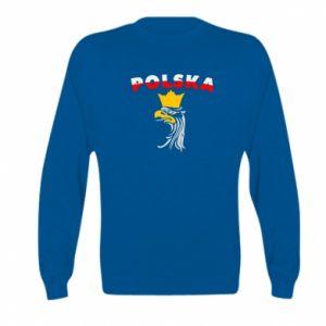 Bluza dziecięca Polska,orzeł