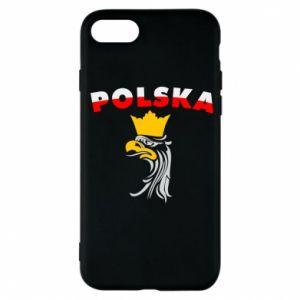 Etui na iPhone 7 Polska,orzeł
