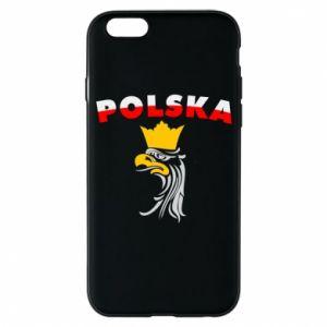 Etui na iPhone 6/6S Polska,orzeł