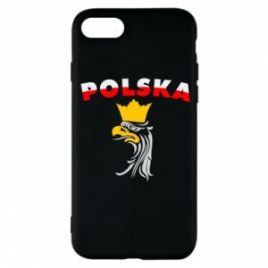 Etui na iPhone 8 Polska,orzeł