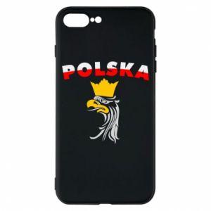 Etui na iPhone 8 Plus Polska,orzeł