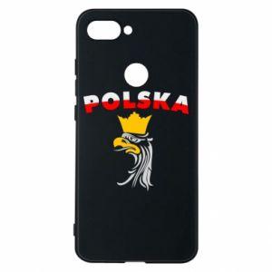 Etui na Xiaomi Mi8 Lite Polska,orzeł