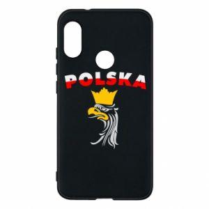 Etui na Mi A2 Lite Polska,orzeł